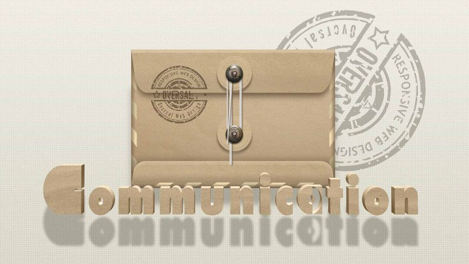 Brown paper envelope - Communication - Oversal