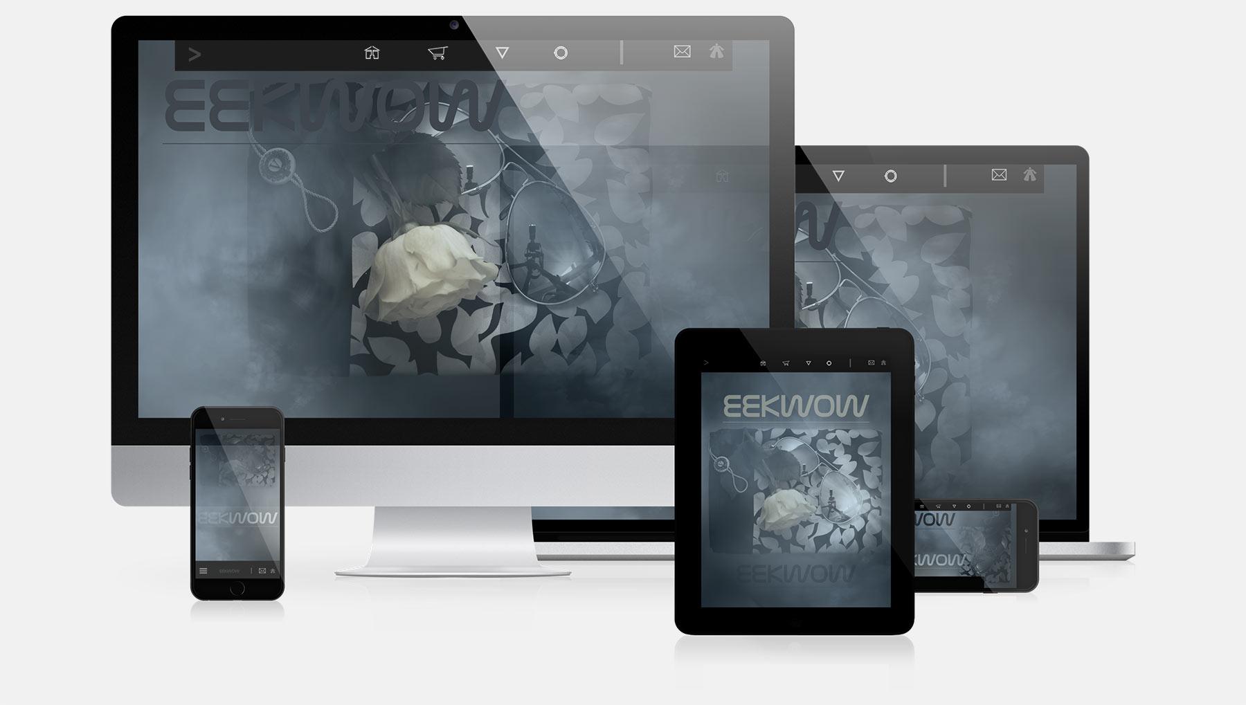 Eekwow responsive web design