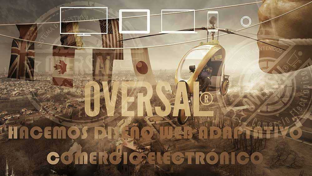 International flags and flying taxi - Exito - Comercio electrónico - Oversal